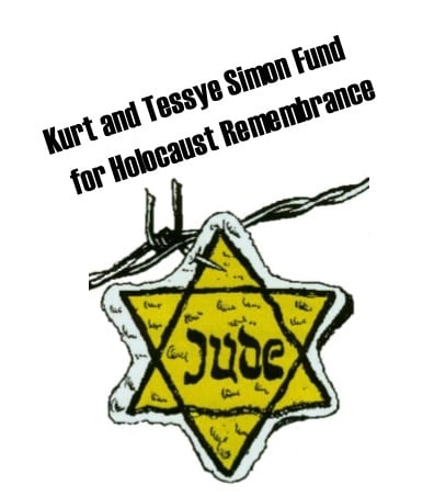 The Kurt and Tessye Simon Fund for Holocaust Remembrance.