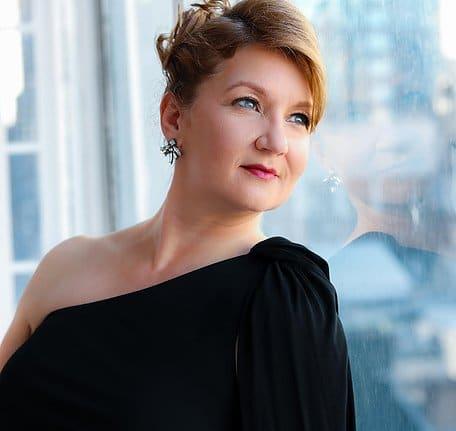 Kimberly Giordano, soprano