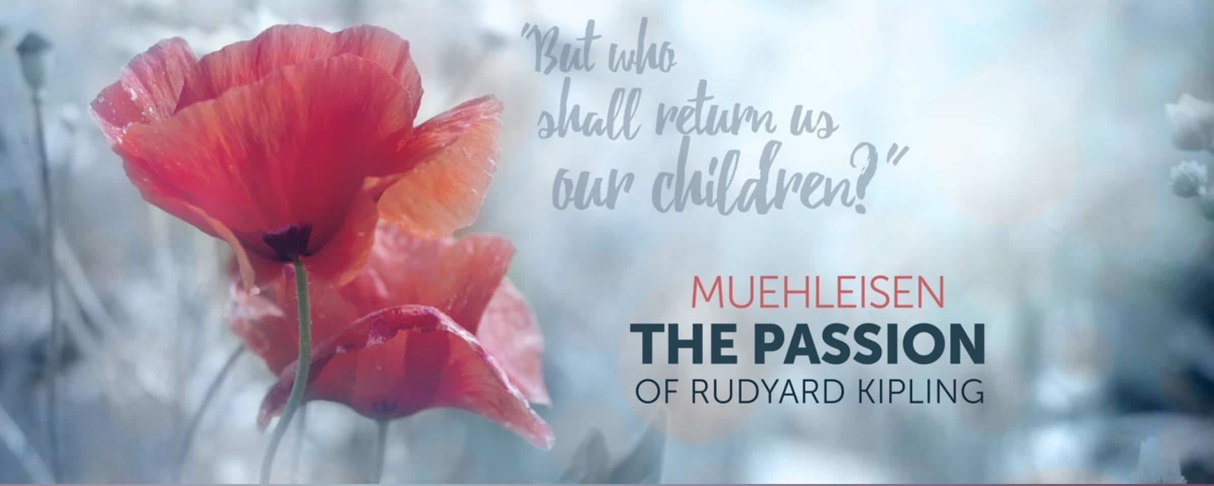 The Passion of Rudyard Kipling
