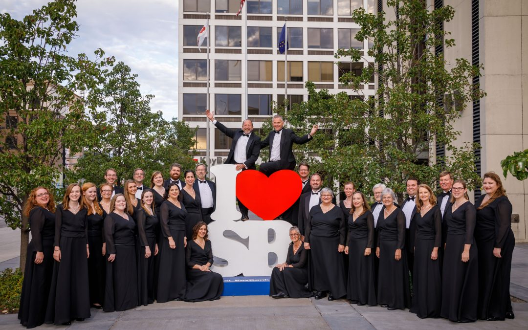 Chamber Singers present Rossini Mass